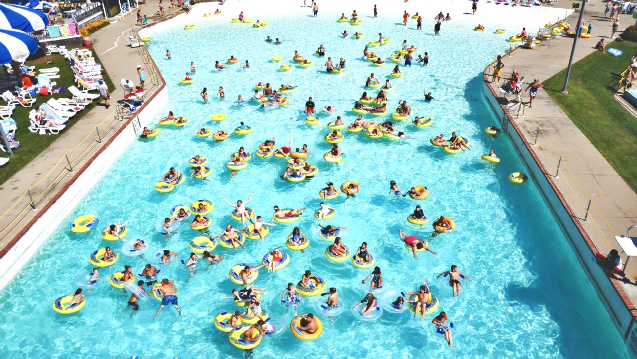 A Massive New Wave Pool Is Opening In Ontario This Weekend