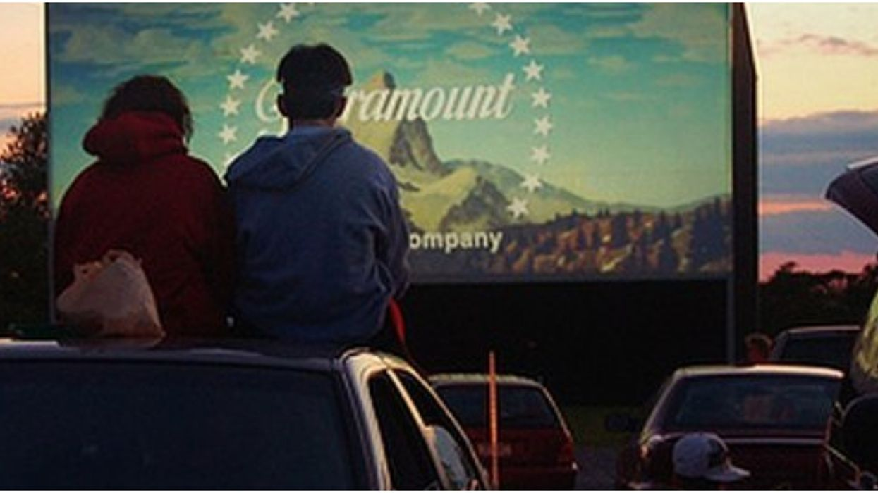 These Are The Movies You Can Watch For Free At Vancouver's Drive-In Theatre