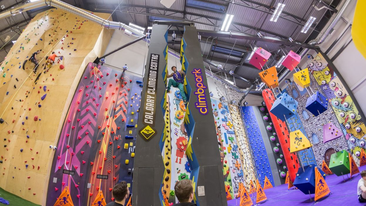 This Insane Climbing Centre In Calgary Needs To Be On Your Summer Bucket List