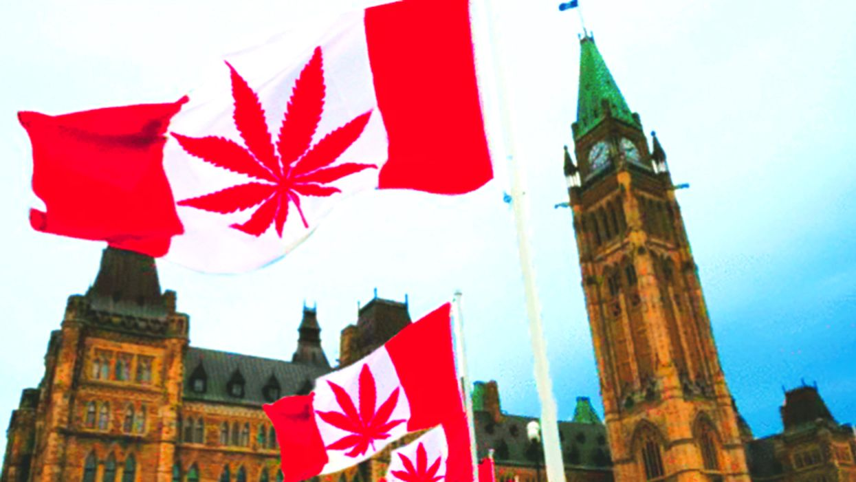 Canada's Marijuana Legalization: All The Rules And Regulations You Need To Know