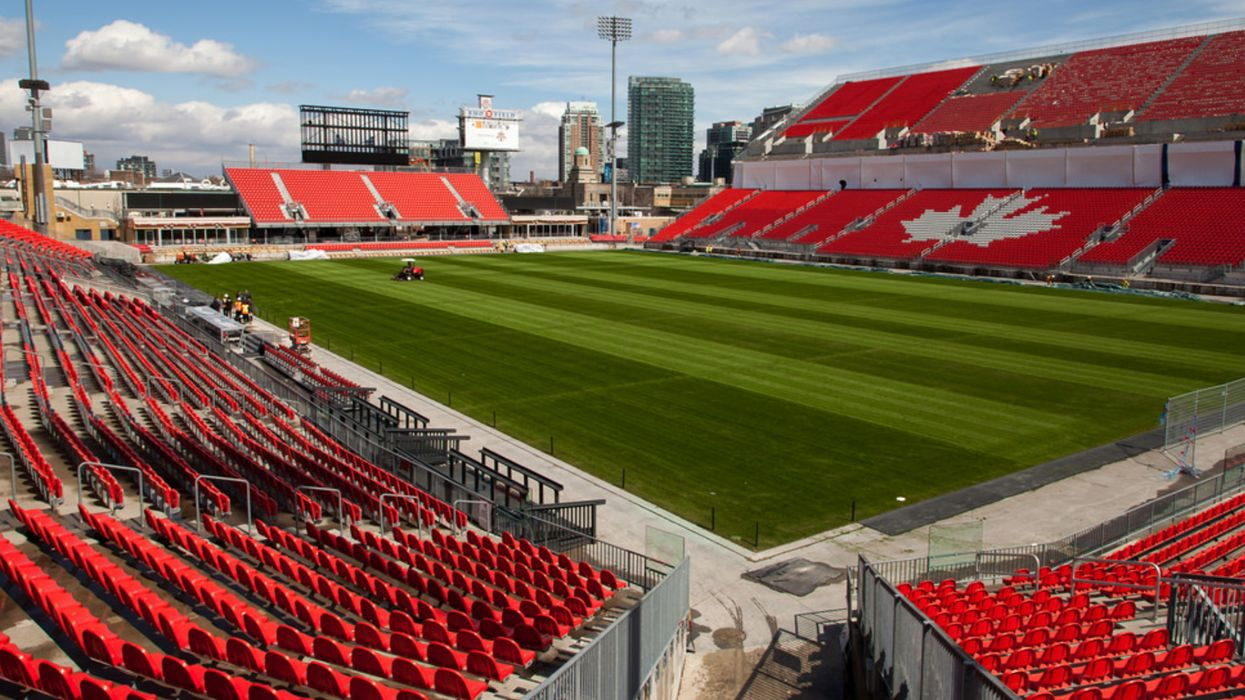 It's Official, Canada's Hosting The 2026 World Cup Games