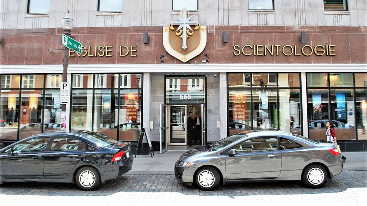 The Church Of Scientology In Quebec Is Under Fire For Paying People Insanely Below Minimum Wage