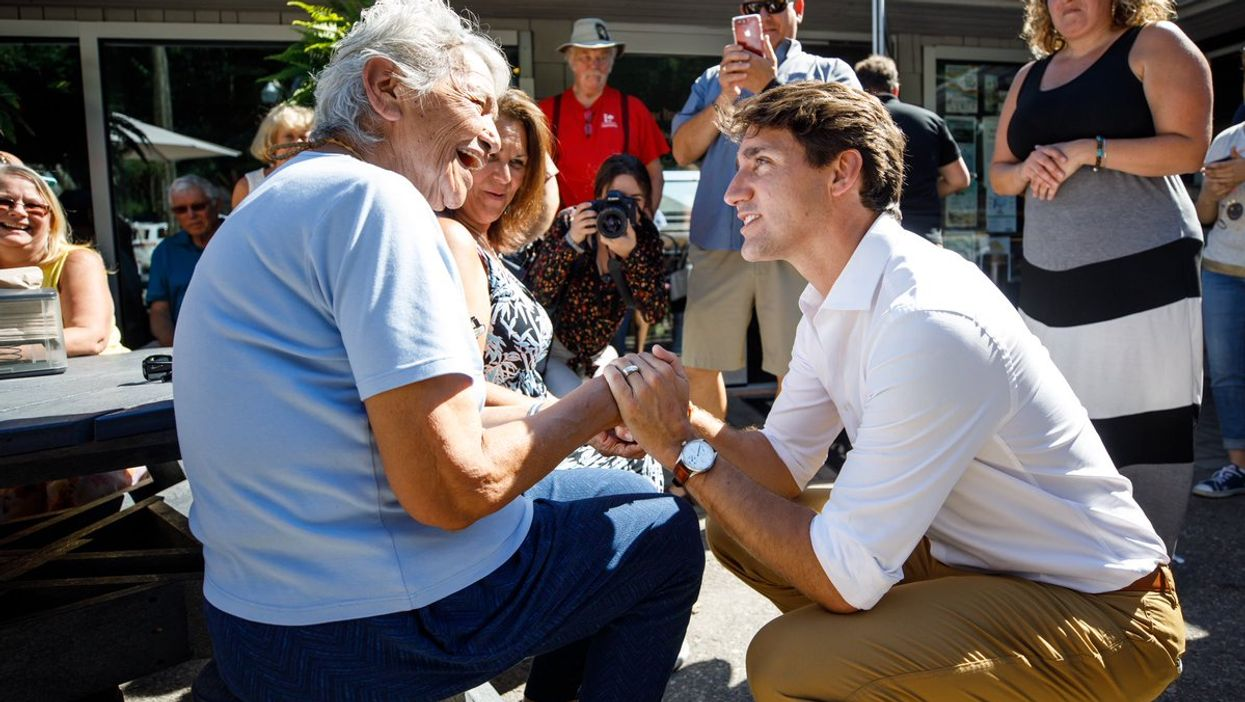 Justin Trudeau Is In Markham, Richmond Hill And Woodbridge Today, Here's What He's Up To (Photos)