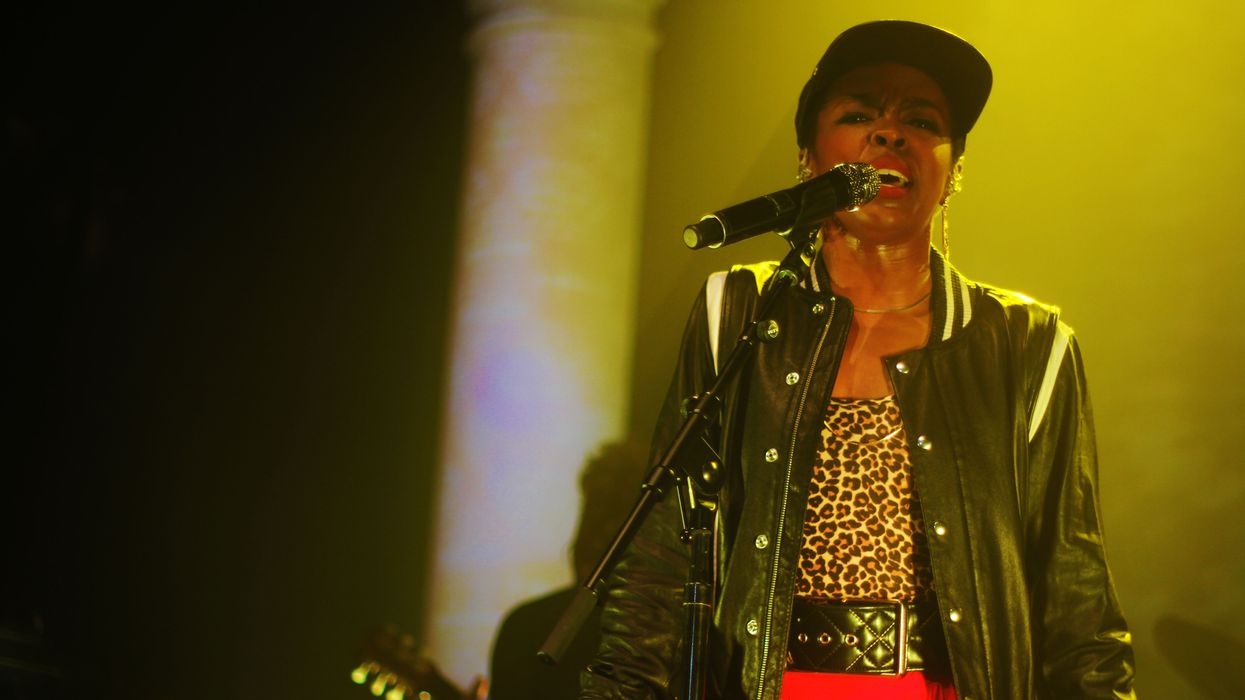 Toronto Fans Are Pissed After Waiting Hours For A Lauryn Hill Concert Last Night