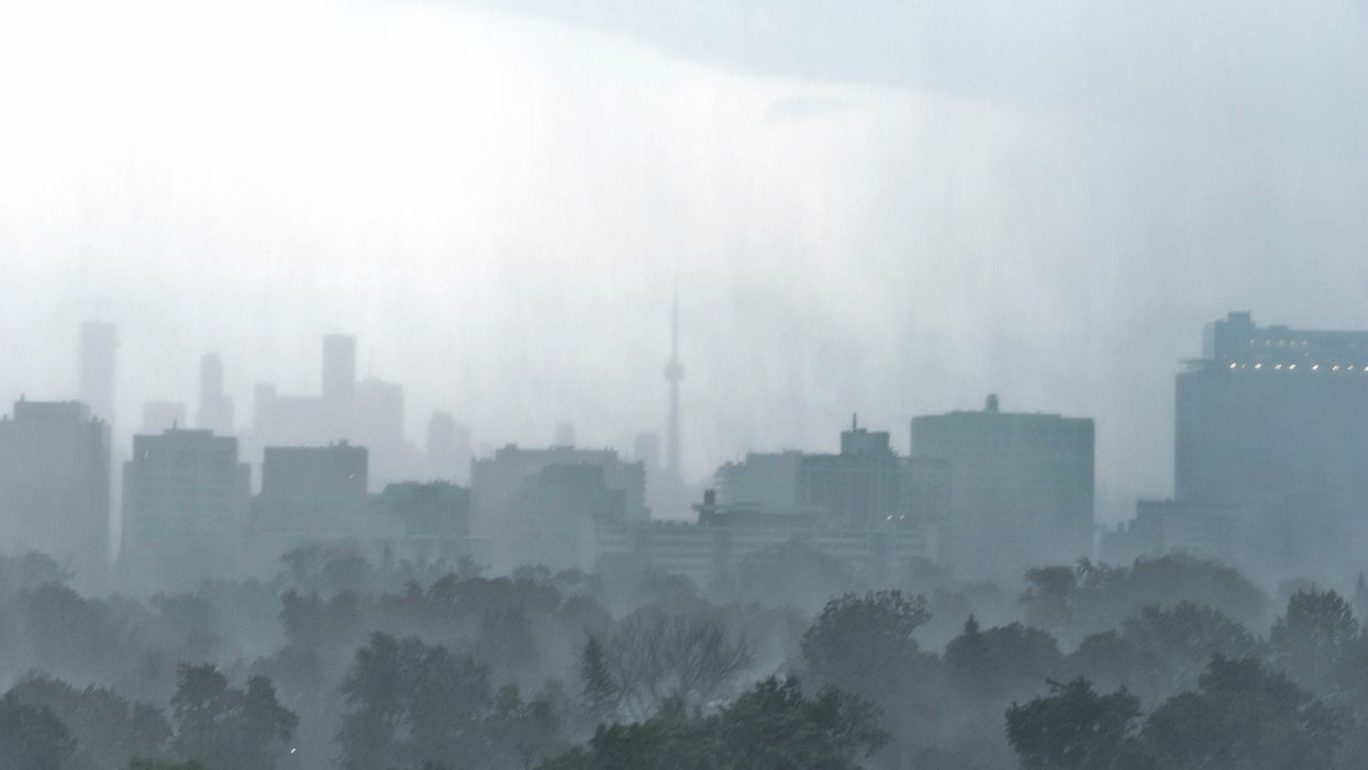Environment Canada Issues Severe Thunderstorm Watch For Ontario