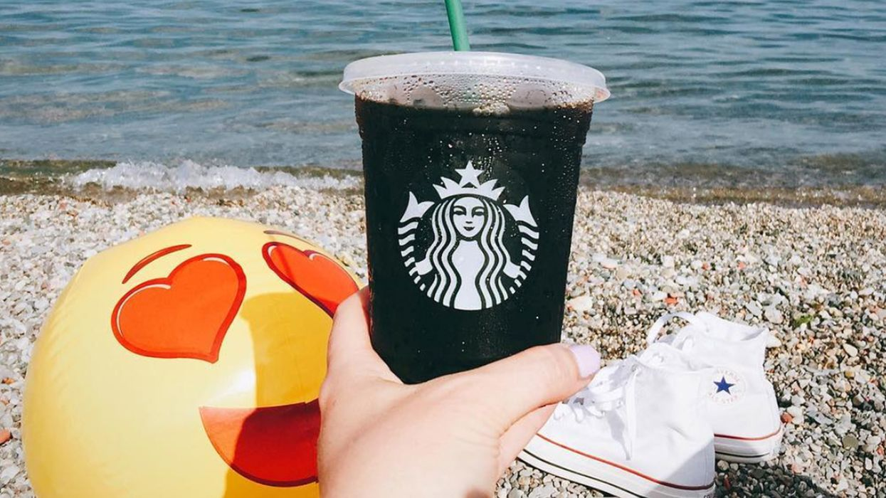 Starbucks Cold Brew Beverages Are About To Be 50% Off, Here's When The Deal Begins