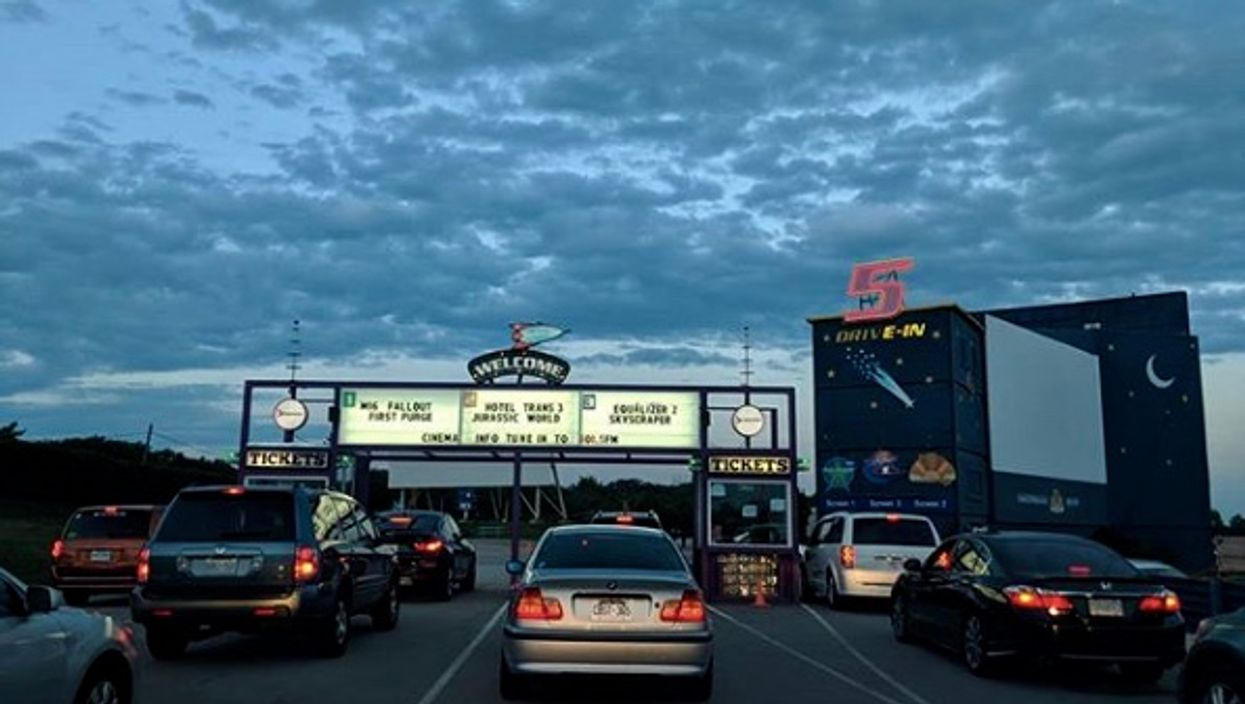 These Retro Ontario Drive-Ins Account For Half Of The Remaining Drive-Ins In Canada
