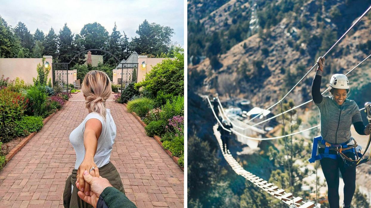 30 Secret Places In Denver To Bring Your Girlfriend This Summer