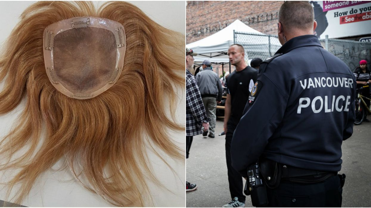 A Thief Stole $375,000 Worth Of Wigs Intended For Canadian Children Fighting Cancer