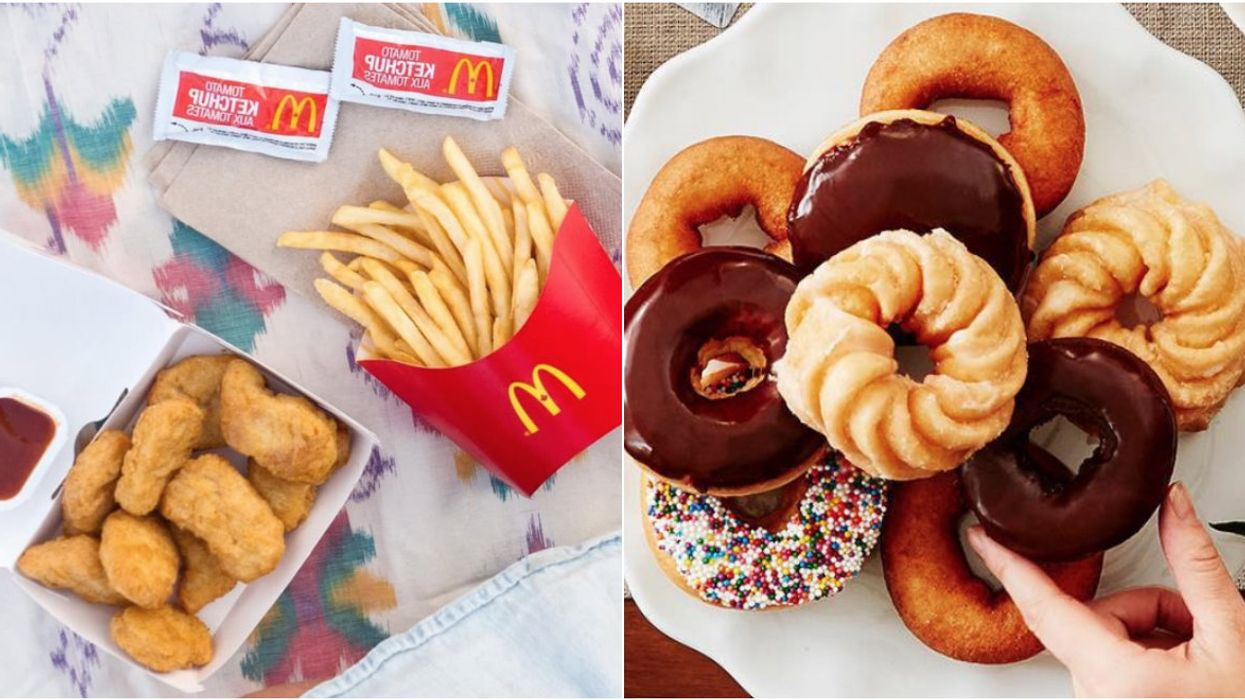 Canada Officially Banned Trans Fats And Now Fast Food Will Never Taste The Same