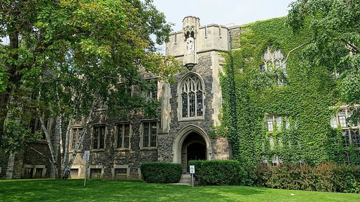 The World's Top 100 University Ranking Were Just Announced And 5 Canadian Schools Made The Cut