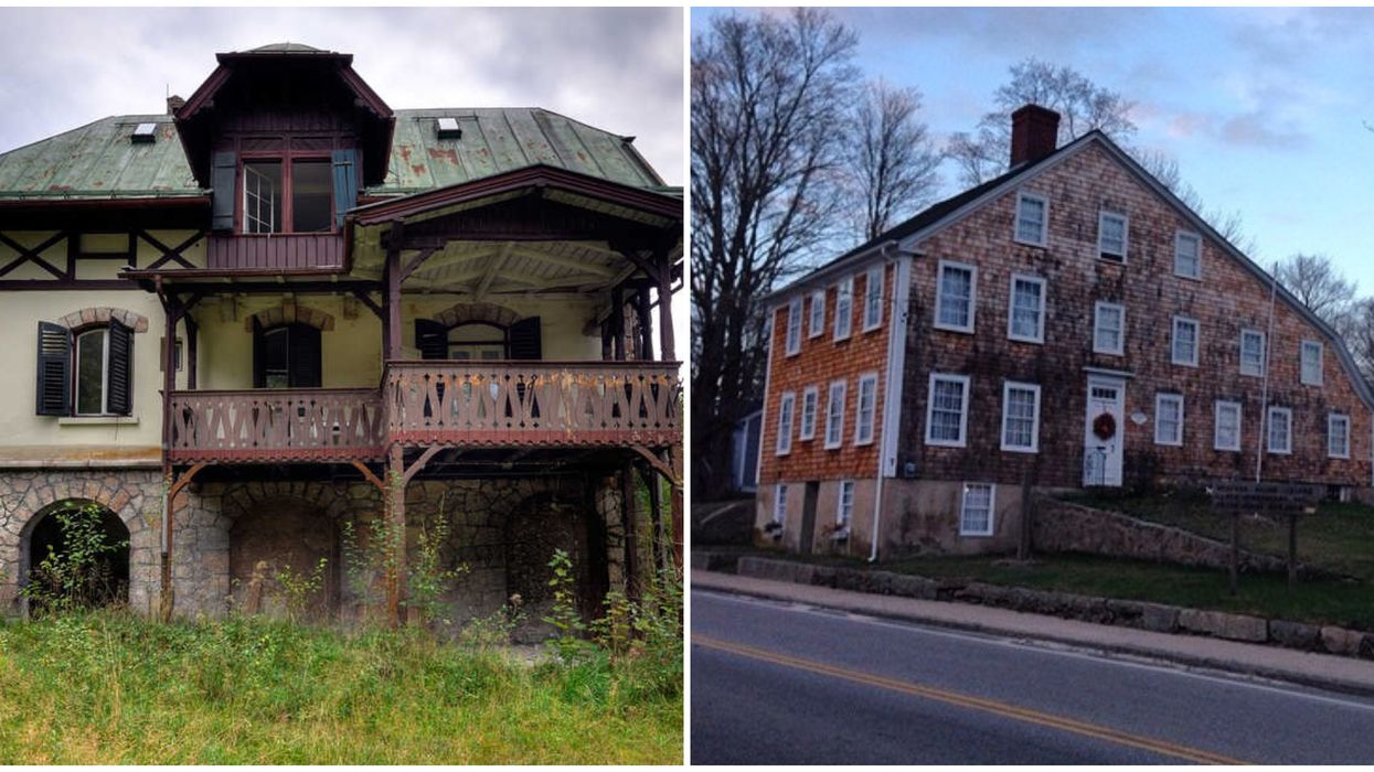 21 Creepy Towns In New England That Aren't Salem