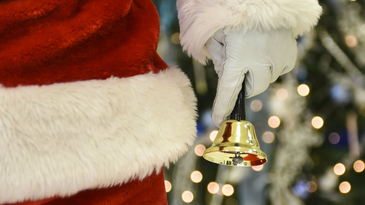 You Can Work As Santa Claus In Ontario And Make $120 Dollars A Day For Having Holiday Spirit