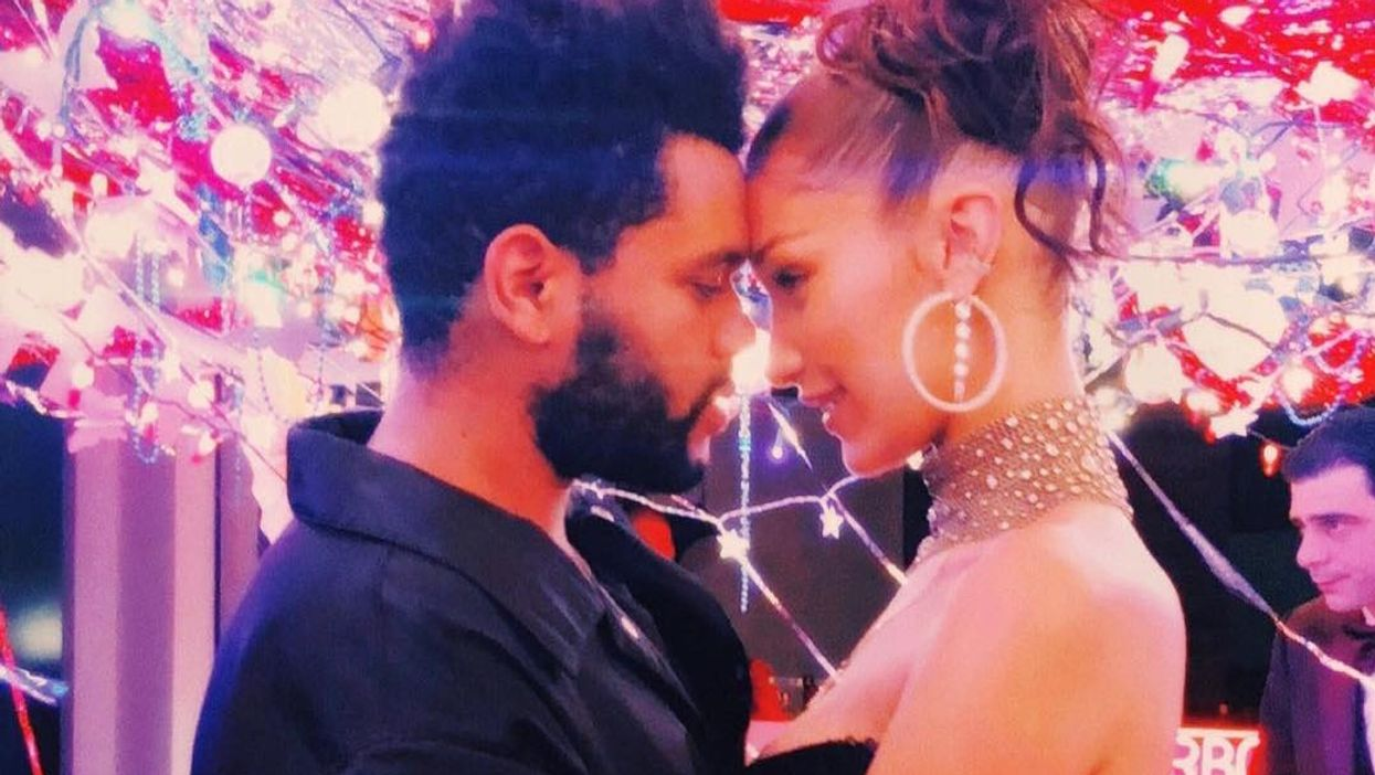 New Evidence Proves That The Weeknd And Bella Hadid Are About To Get Engaged