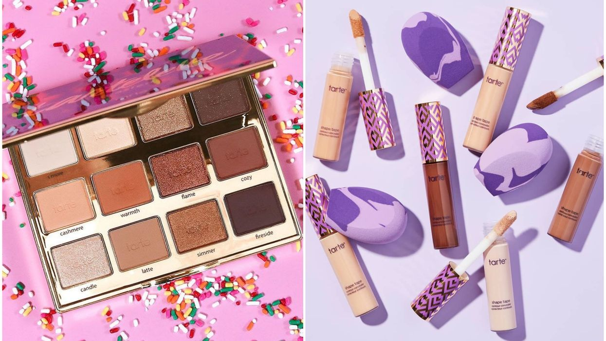 Tarte Canada Is Having A Huge Cyber Monday Sale And You Can Get 60% Off Makeup