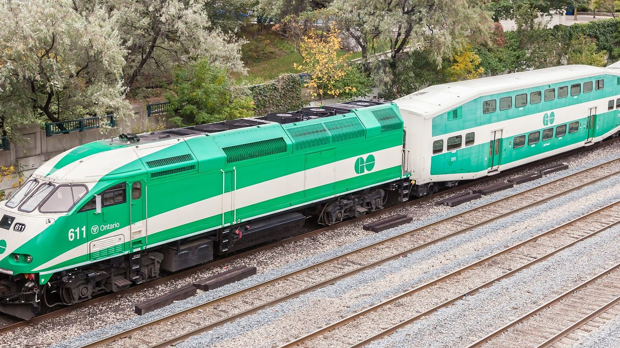 GO Train Is Adding Extra Trains Between Kitchener And Toronto Every Day Starting Next Month