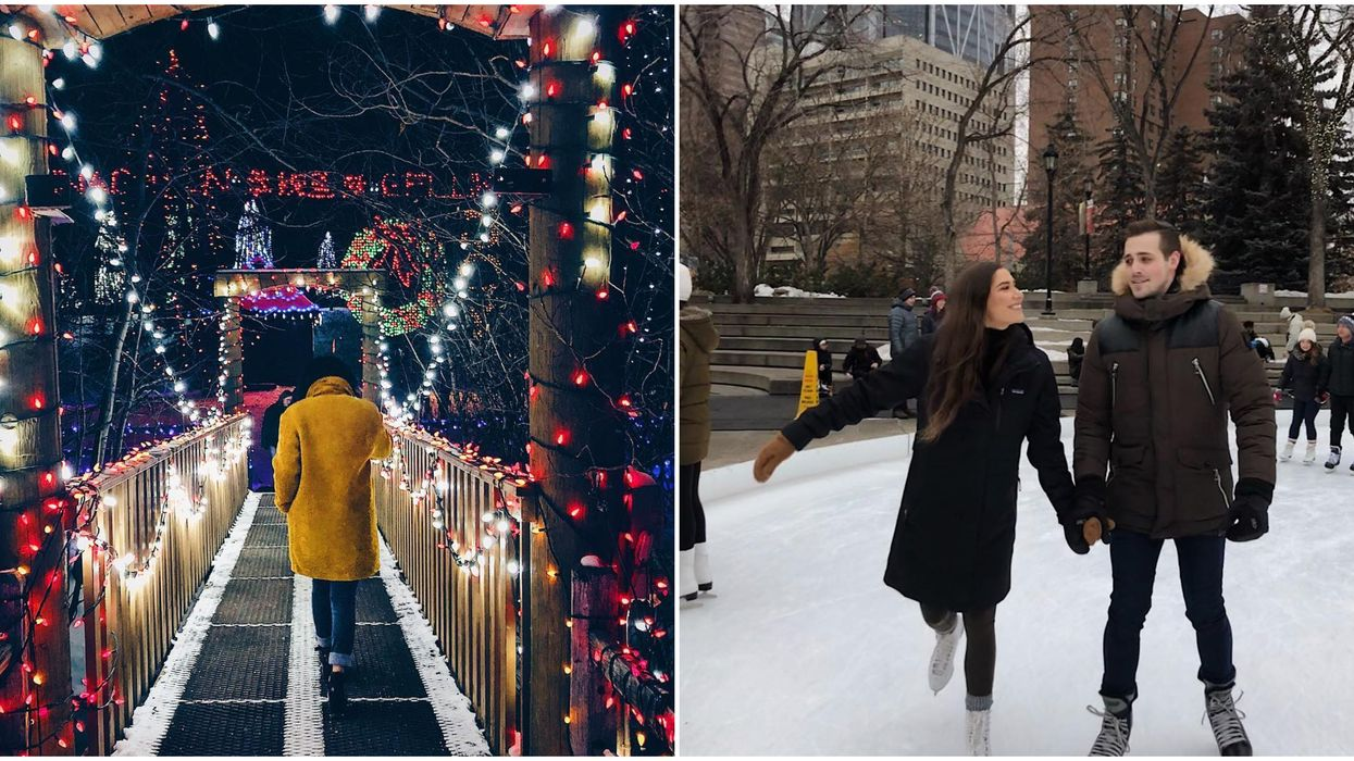 12 Romantic Date Ideas You Can Take Your S/O On This Winter In Calgary