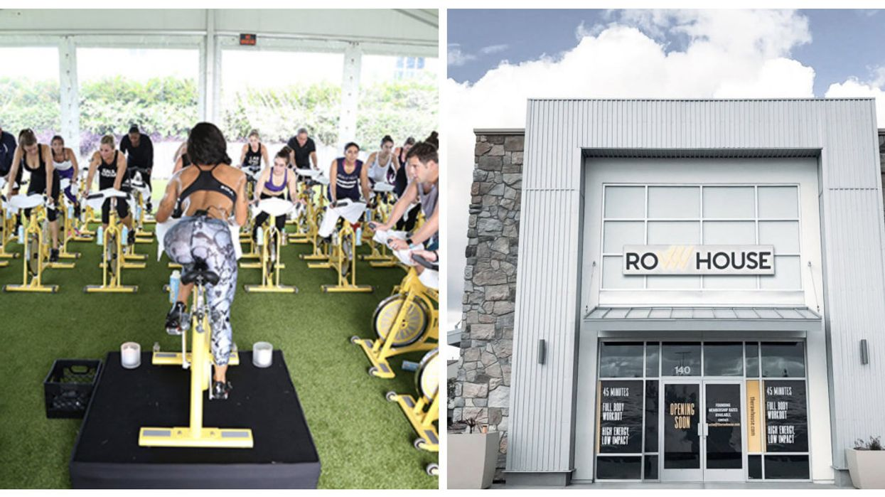 The SoulCycle Of Rowing Is Coming To Downtown Toronto