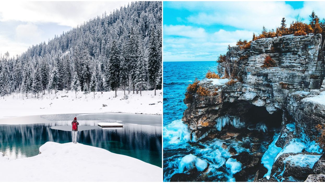 23 Secret Places In Ontario To Bring Your Girlfriend This Winter