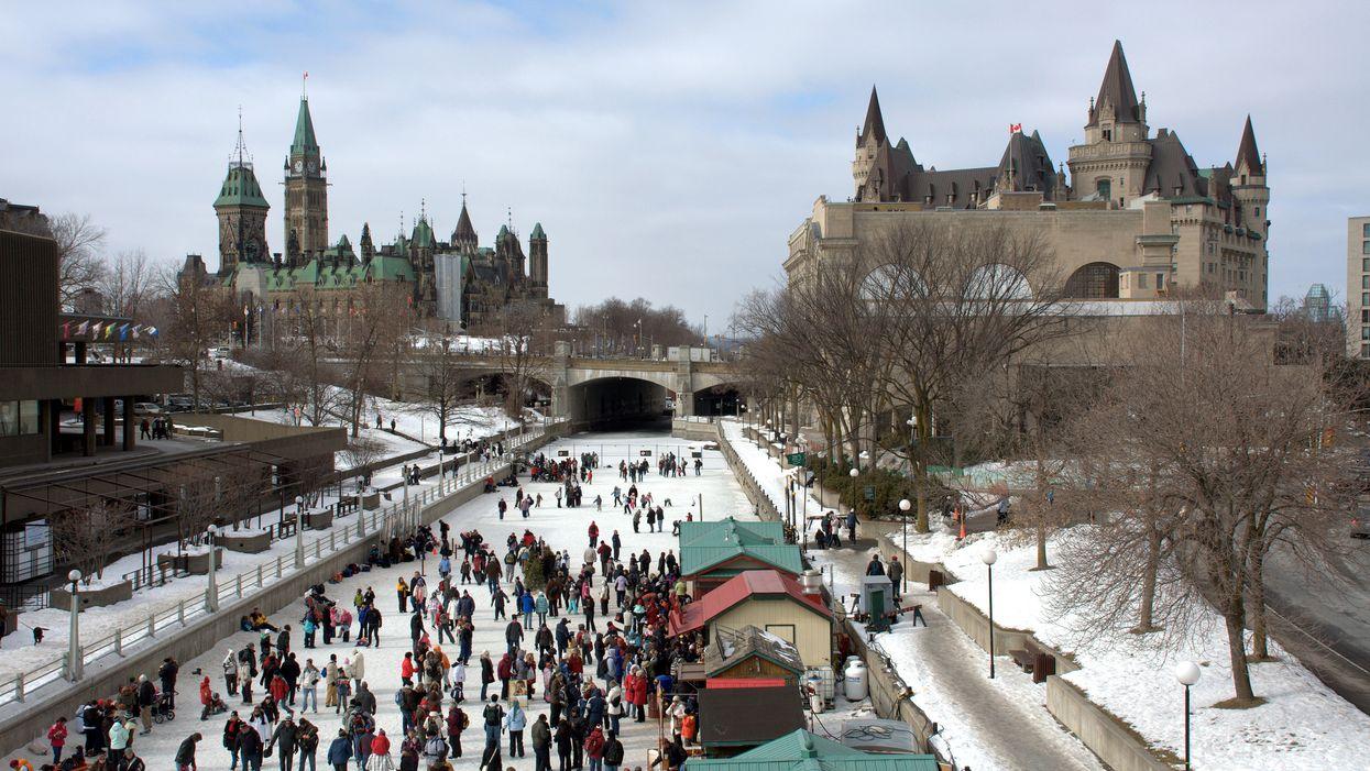 Il y a un méga festival d'hiver gratuit à Ottawa et ça vaut vraiment la route
