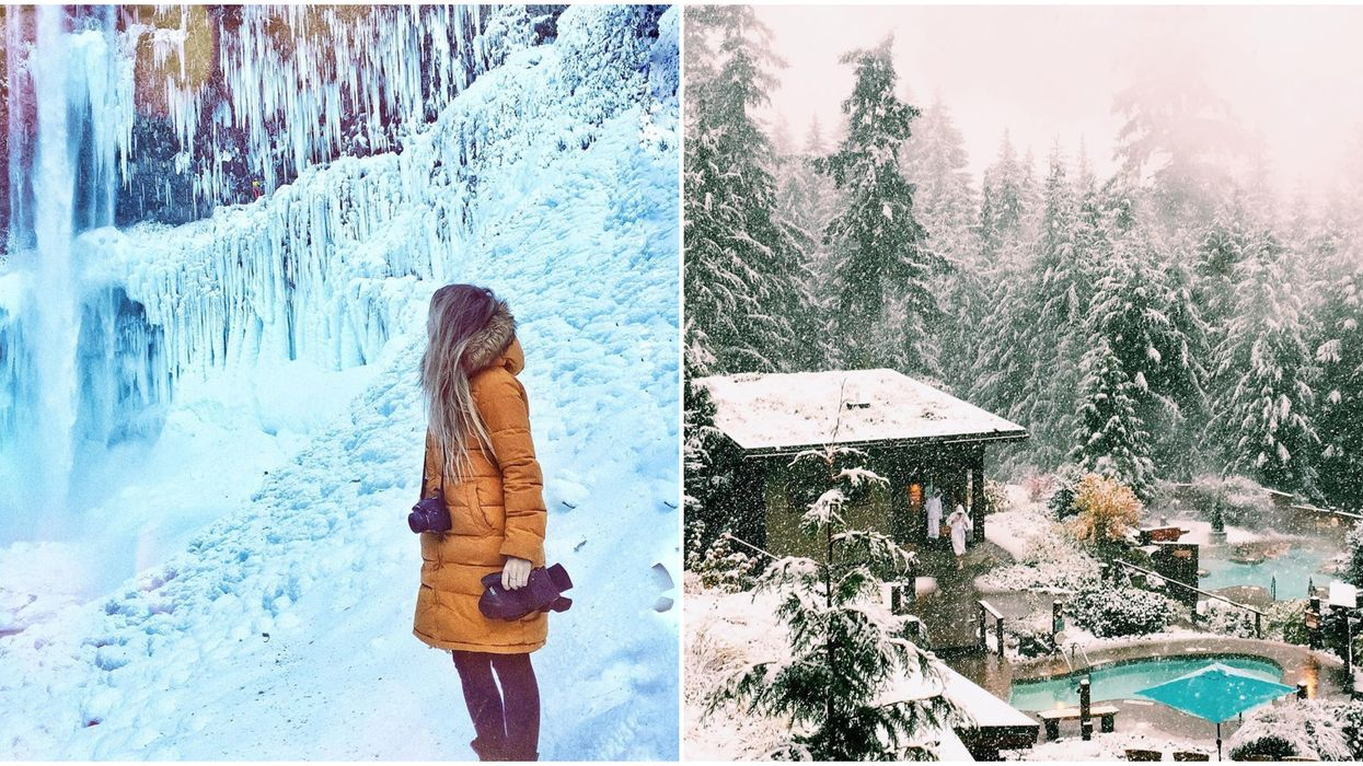 25 Spontaneous Day Trips From Vancouver You Need To Go On This Winter