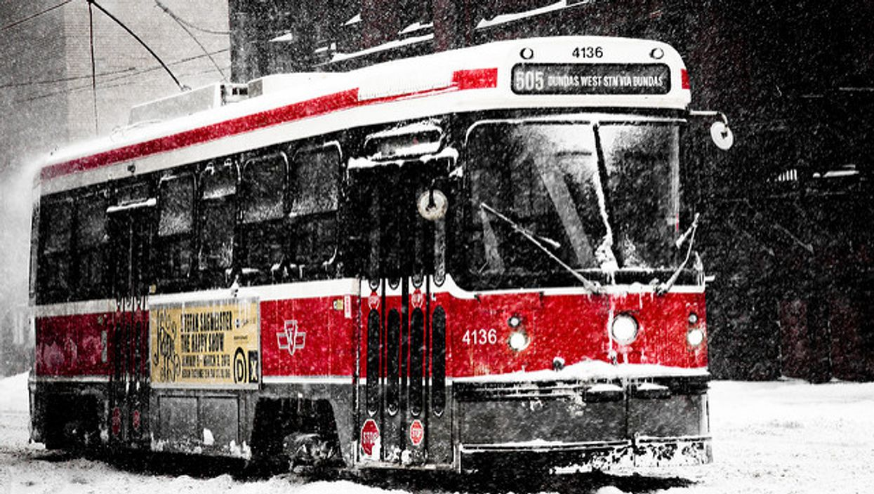 These Are All The Canadian Cities Where You Can Ride Public Transit For Free On New Year's Eve