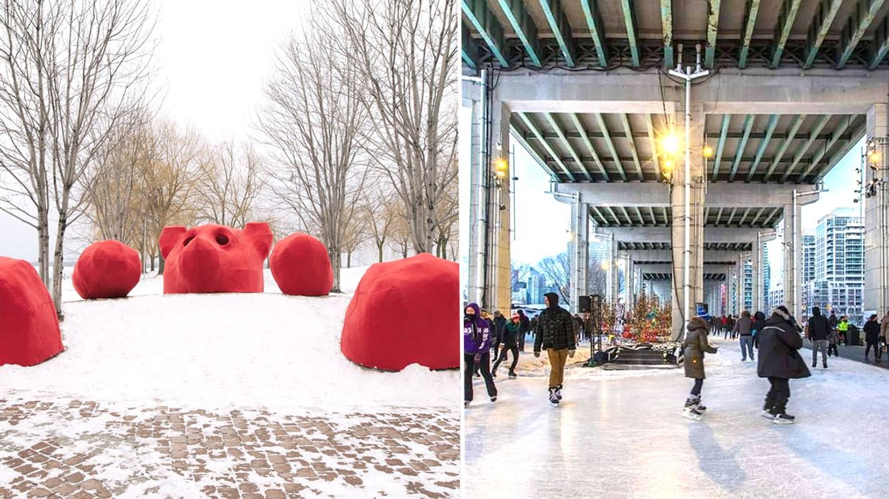 15 Free Things To Do In Toronto For January