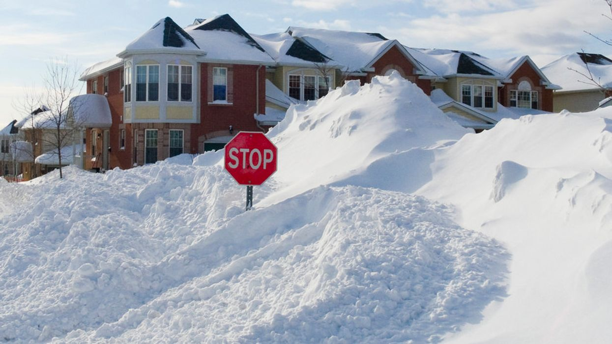 Environment Canada Just Issued A Warning That BC Will Be Hit By A Winter Snow Storm Tonight