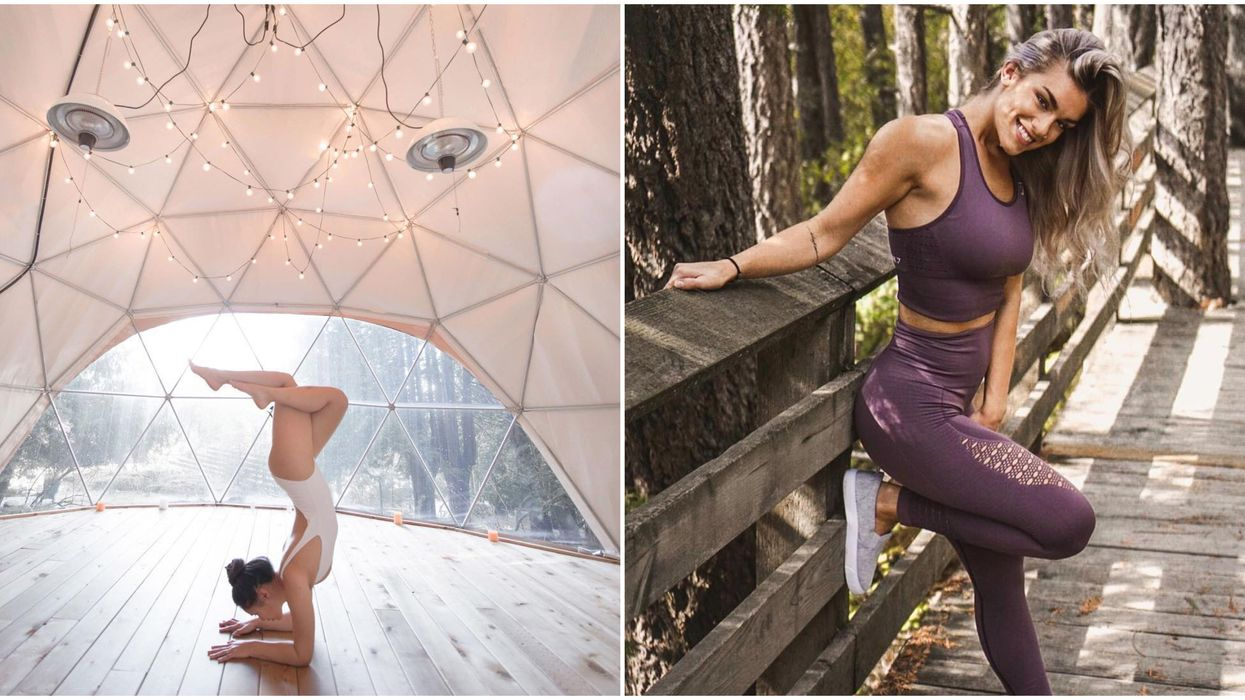 22 Instagram Fit Girls In British Columbia That Will Leave You Crazy Motivated For The Gym