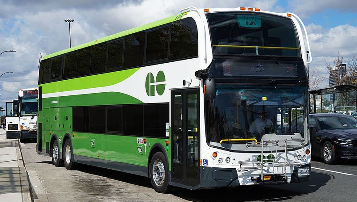 Toronto Commuters Can Officially Text GO Transit To Find Out About If Your Bus Is Delayed