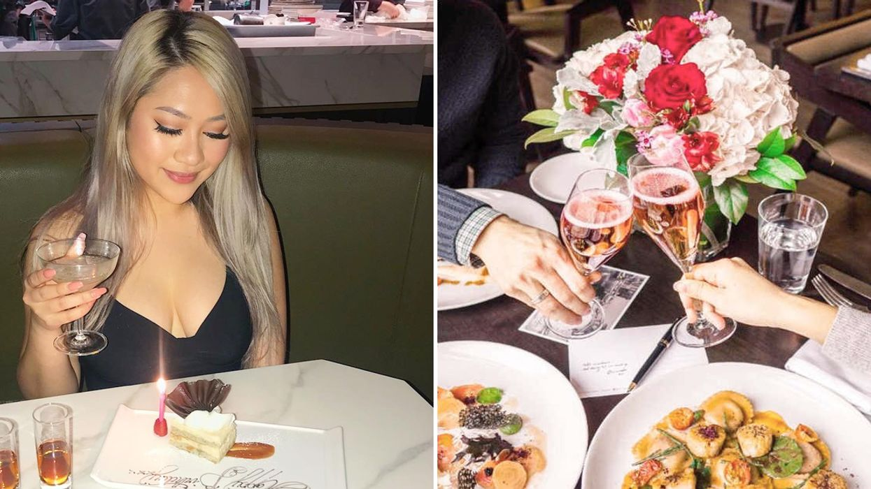 This Restaurant In Toronto Will Give You A Discount On Your Birthday Based On Your Age