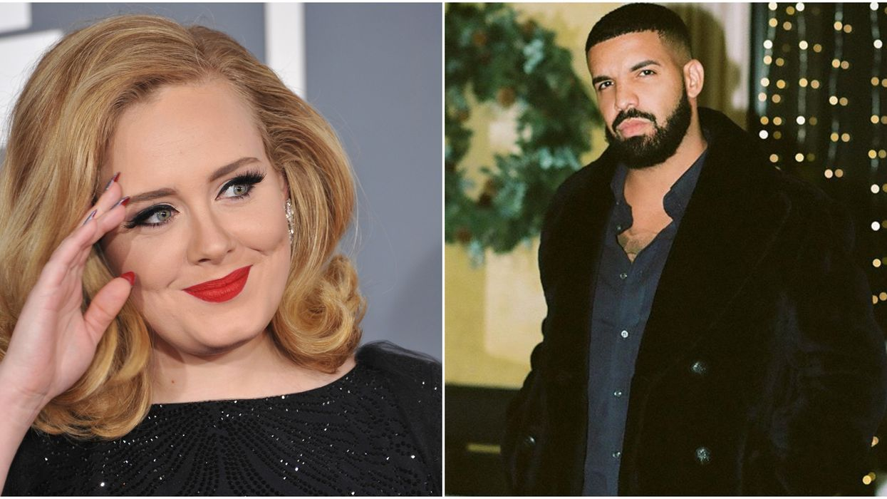 Drake And Adele Went On What Might Be The Weirdest Date Of 2019