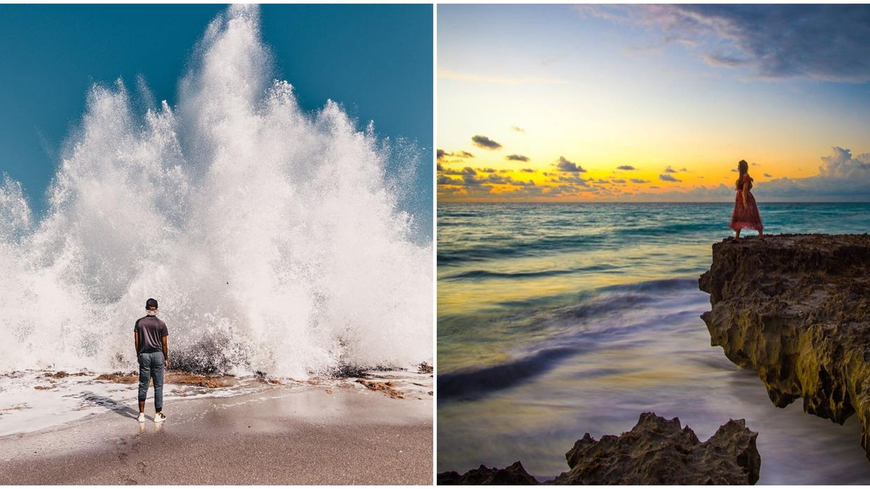 This Hidden Coastal Paradise In Florida Is The Best Place For Dreamy Beach Pics