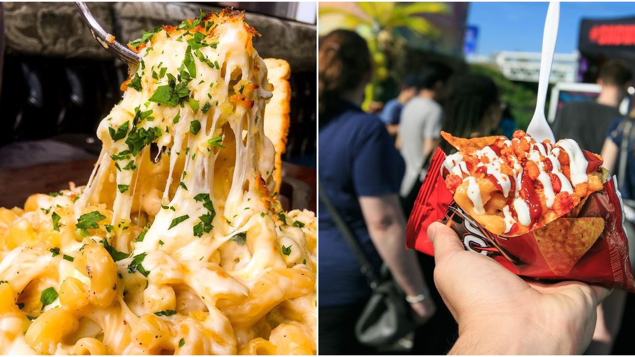 The Largest Mac And Cheese Festival Ever Is Coming To Calgary This Summer