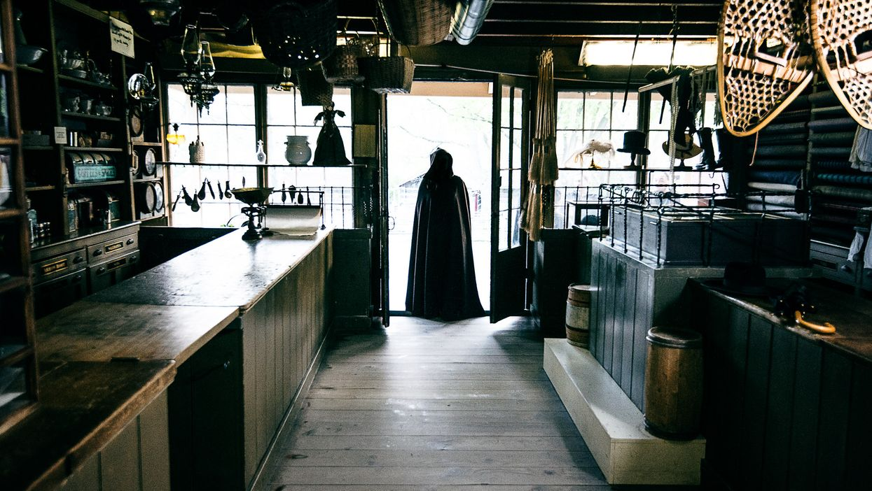This Terrifying Escape Room In Toronto Is Just Like Netflix's The Witch And It's Intense