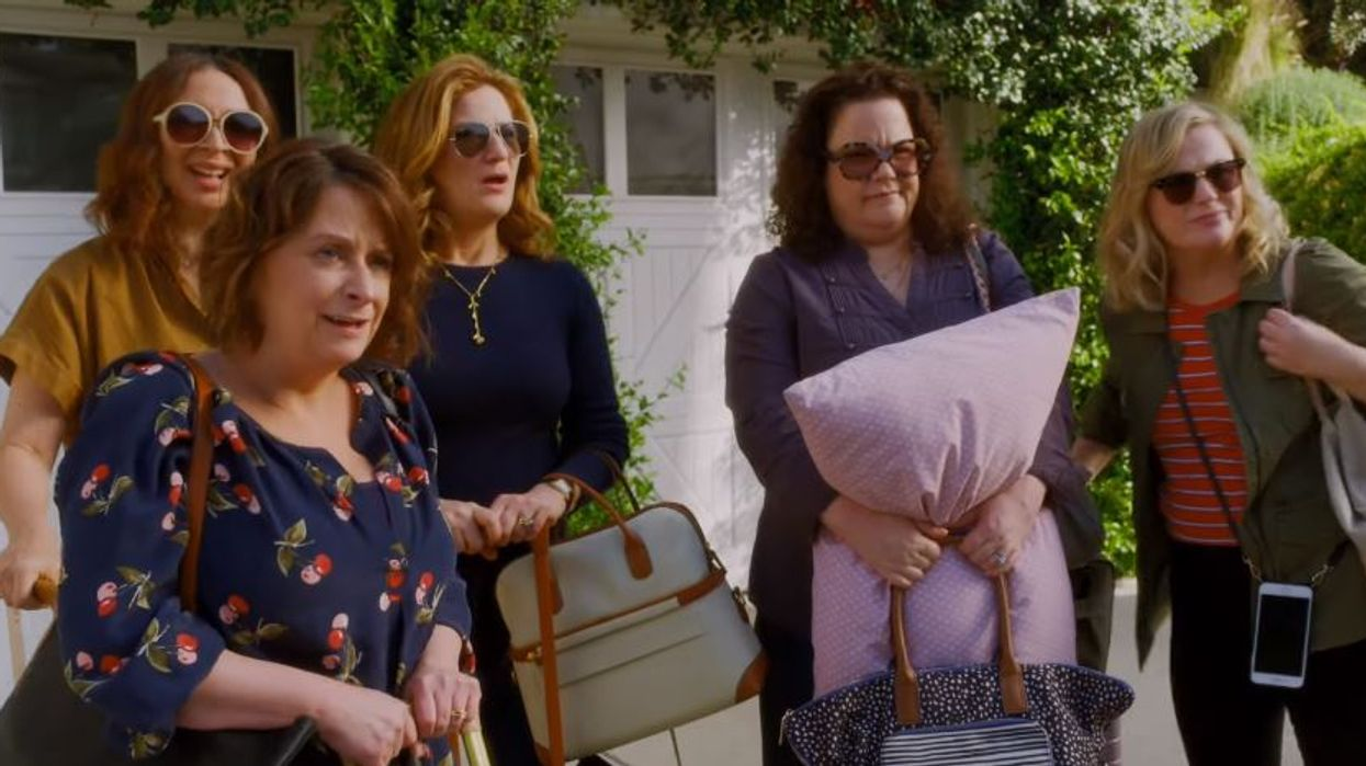 Netflix's Upcoming Movie 'Wine Country' Is Like The New Version Of 'Bridesmaids'
