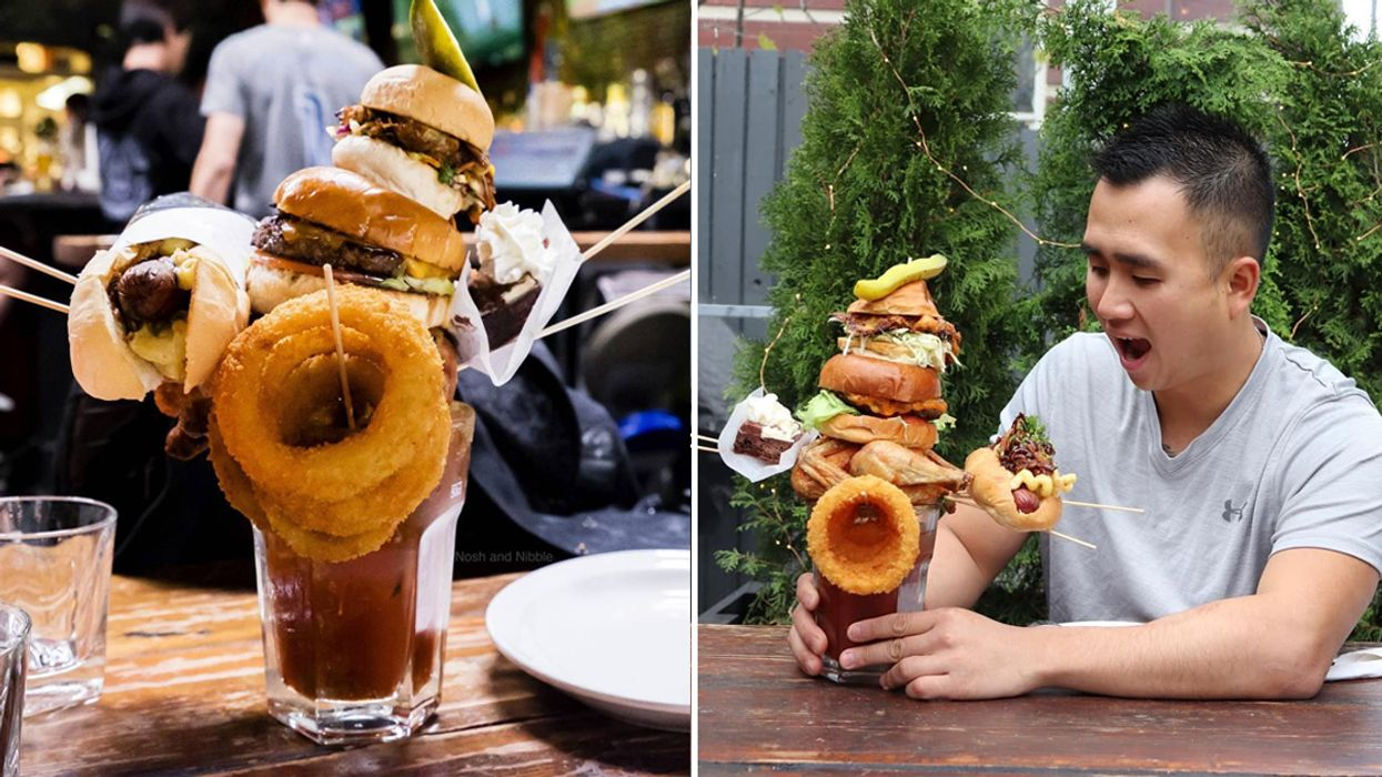 You Can Get Insanely Massive Caesars At This Brand New Spot In Toronto