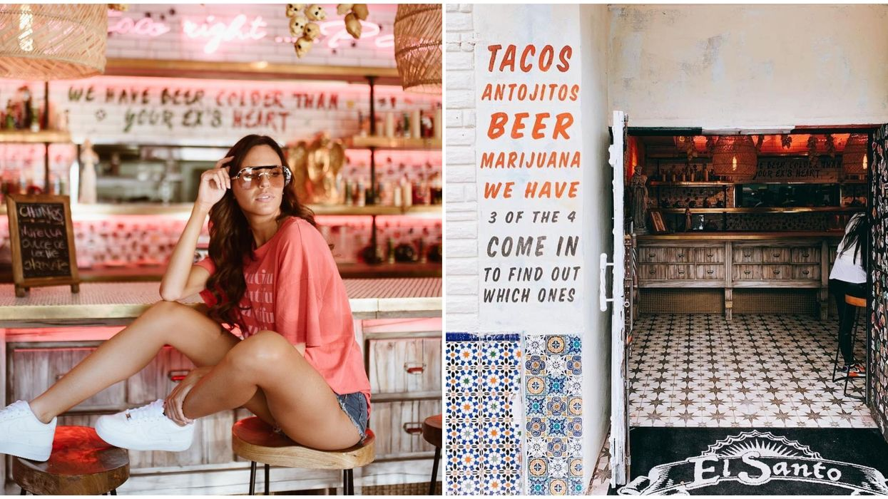 This Mexican Eatery In Miami Is The Perfect Instagrammable Place For Foodies