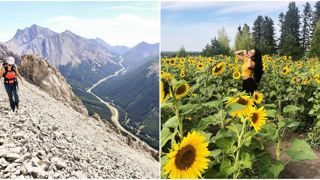 12 Surreal Places In Alberta You Won't Believe Really Exist