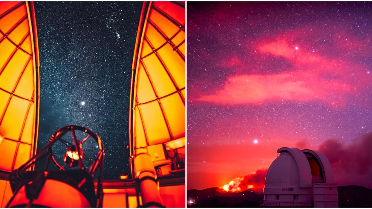 You Can Go Stargazing At This Amazing Observatory In Texas
