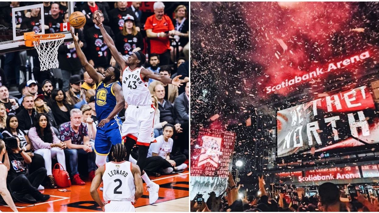 NBA Final Tickets To Raptors Games In Toronto Are Much More Expensive Than To Games In California