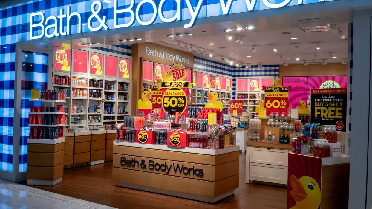 Bath & Body Works Canada Is Having An Up To 75% Off Sale Right Now