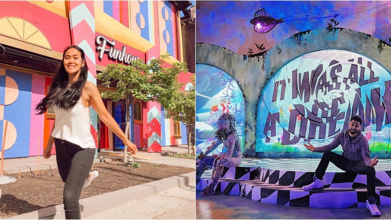 This Pop-Up In Toronto Is A Surreal Choose-Your-Own-Adventure Experience