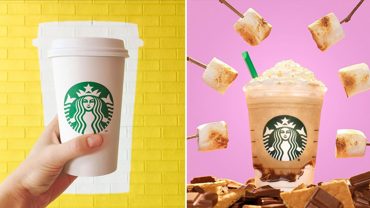 Starbucks Canada Is Having A Buy One, Get One Free Deal On All Frappuccinos AND Espresso Drinks Today