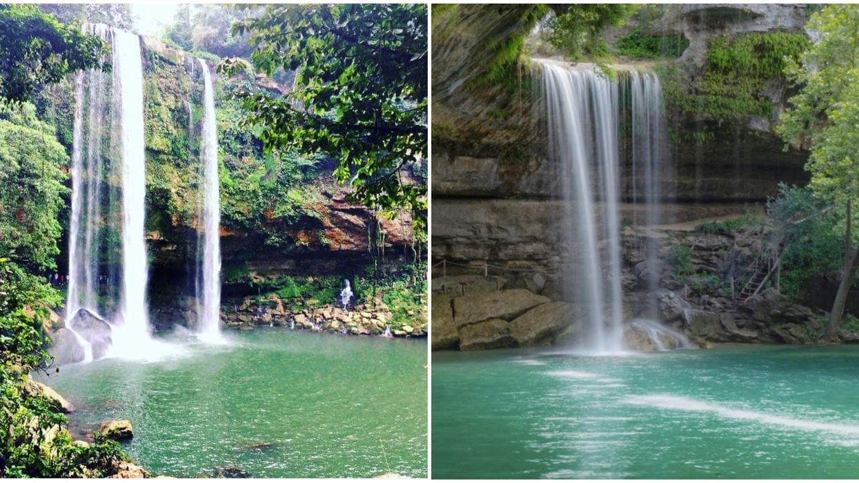5 Incredible Places In Texas That Will Make You Feel Like You're In Another Country