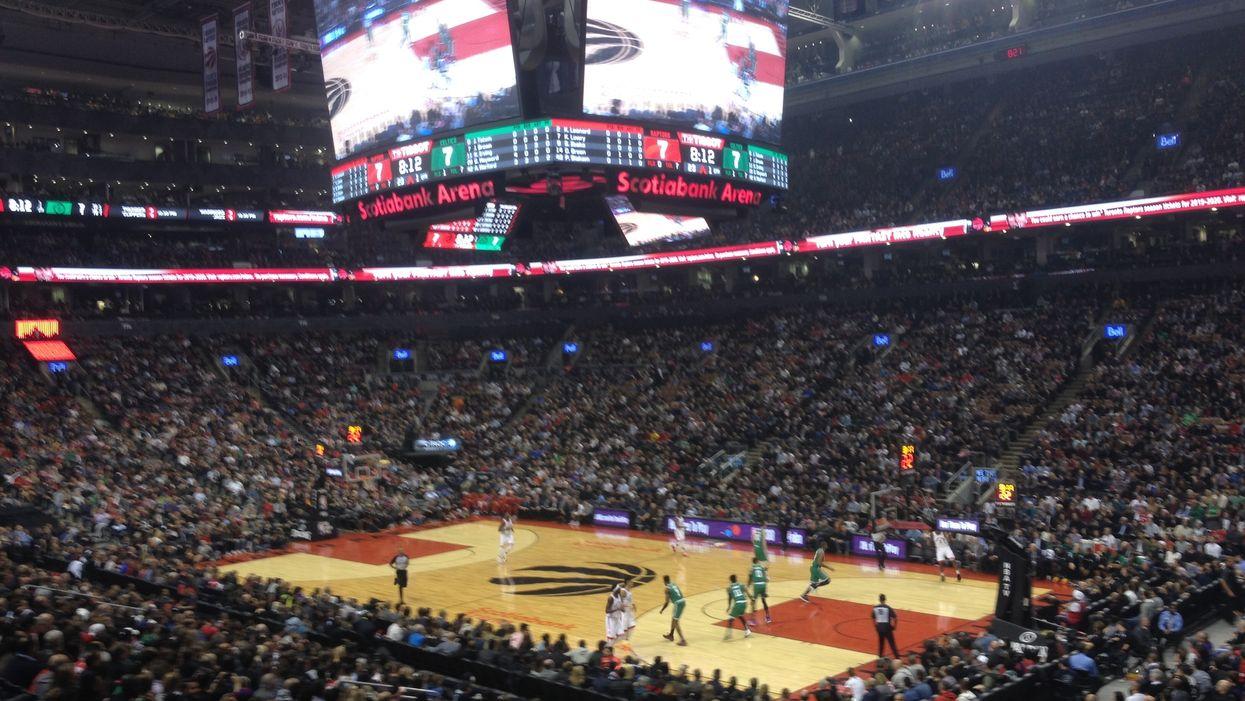Les Raptors de Toronto viennent s'entraîner au Québec et tu vas pouvoir assister à une pratique