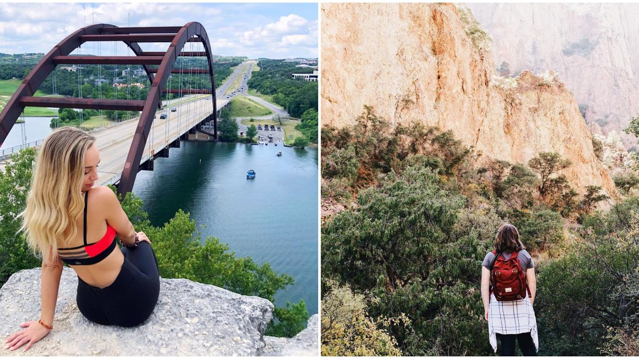 8 Beginner Hikes In Texas That Will Give You All The Views