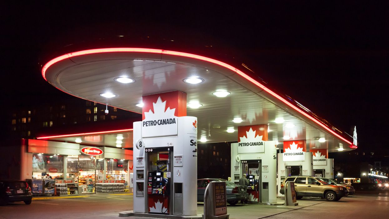Gas Prices In The GTA Are About To Drop By Another Five Cents Per Litre