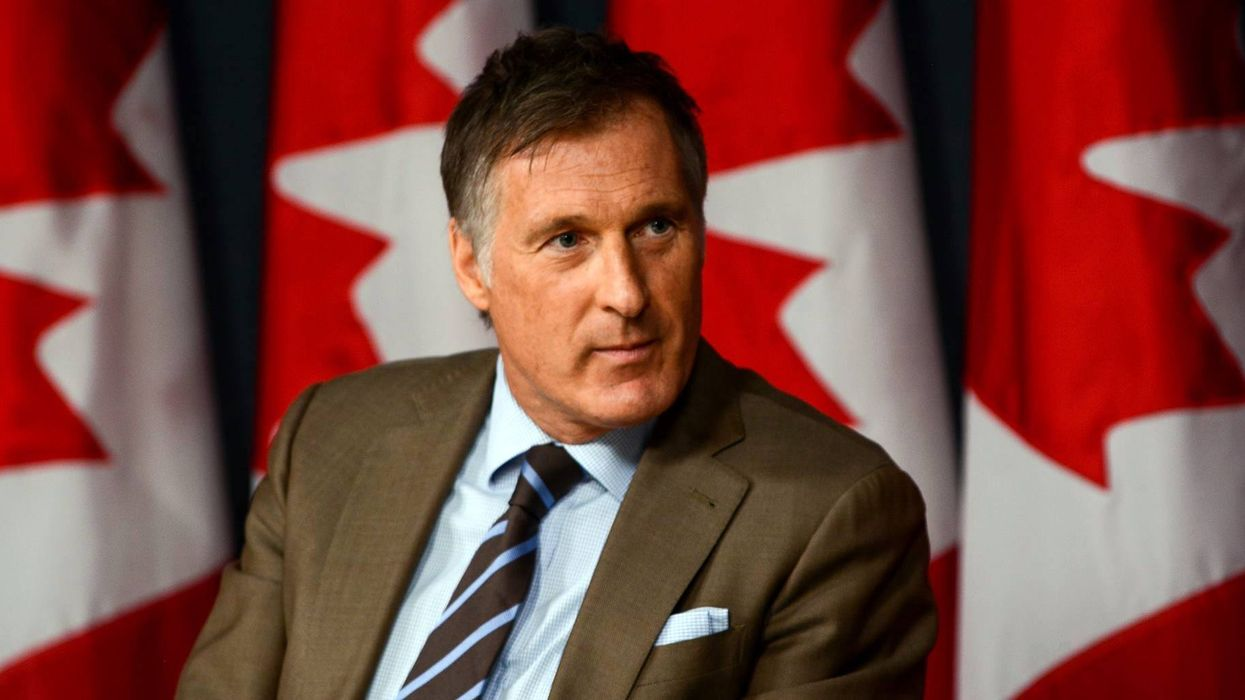 Bernier's Explosive New Proposal Claims Immigrants Are The Real Reason Toronto's So Expensive
