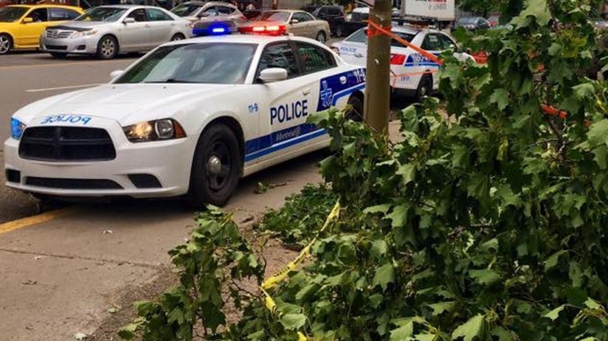 Un chef de gang a été atteint par balle avant de se réfugier dans un hôtel de Montréal